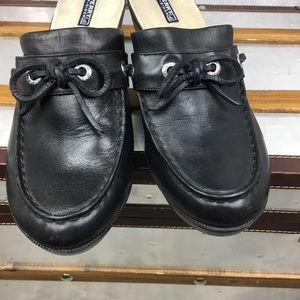 Sperry Shoes - Sperry Top-Sider Mules Clogs Size 9